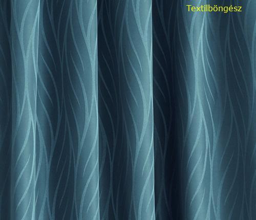 Dekor sötétítő függöny ezüst Dávid/Cikksz:0121006