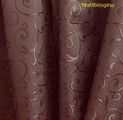 Kész sötétítő függöny Donna sötétbarna/Cikksz:0121634