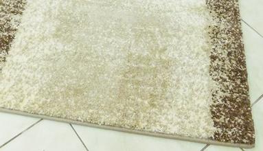 Színátmenetes shaggy szőnyeg SZGAX970 drapp barna 80X35cm/Cikksz:05200758