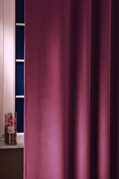 Blackout sötétítő függöny Siena 40 türkiz/Cikksz:01220255