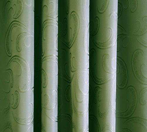 Fehér jaquard vitrage függöny Lotti/Cikksz:01310174