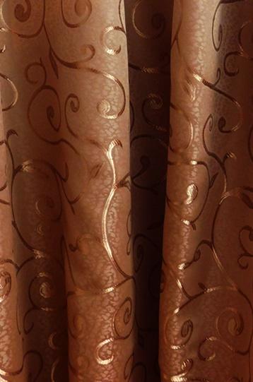 Csíkos voila kész függöny fehér M./170x240cm/Cikksz:01121224