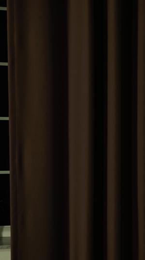A.Blackout sötétítő függöny méterben 08 sötétbarna 10m felett rendelhető/Cikksz:0122002