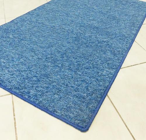 Barna nyírt szegett szőnyeg TZ244 60x100/Cikksz:05200372