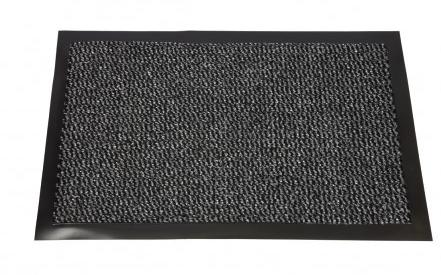 Textilbetétes lábtörlő antracit/Cikksz:111028