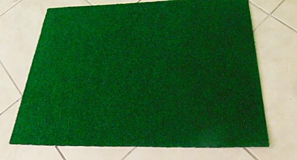 Műfű kültéri szőnyeg lábtörlő 40x60cm/Cikksz:111101
