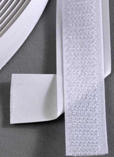 Öntapadós tépőzár fehér 2cm-s/Cikksz:150006