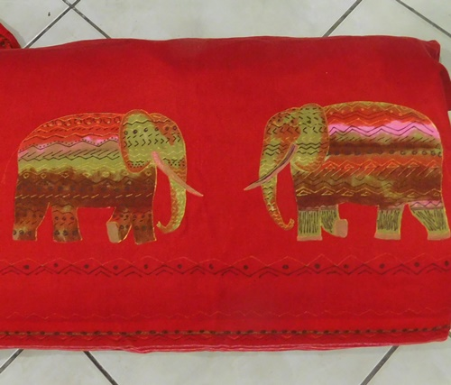 Orchideás drapp virágos karton maradék 3db egyben/Cikksz:1231230