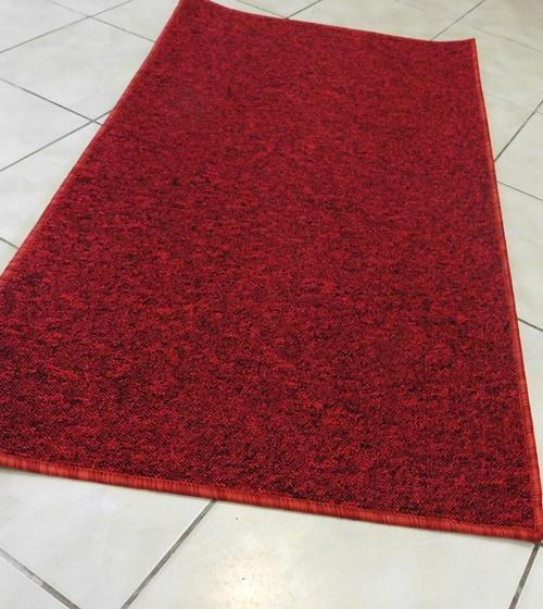 Lila mintás nyírt szőnyeg 80x140cm/Cikksz:0521018