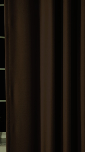 Kész blackout sötétítő függöny fekete 45/180/260/Cikksz:01210451