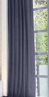 Fehér organza kész vitrage függöny ezüst nyírt mintával/Cikksz:01151000