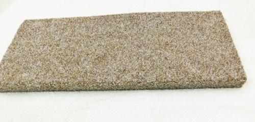 Lépcsőszőnyeg ipari filc barna négyzet 6020/Cikksz:053124