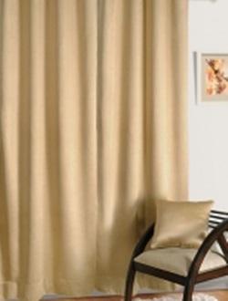 Fényáteresztő organza kész függöny barna görög mintával/Cikksz:01151231