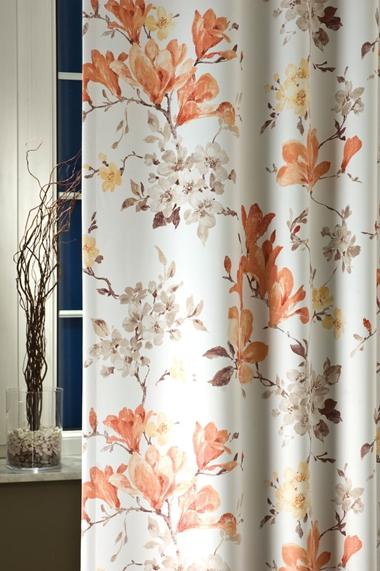 Blackout sötétítő függöny Boboli 2x nyomott 34 halványlila/Cikksz:01220185