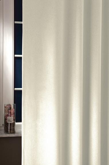 Dim out sötétítő függöny H. kalanderezett 01 ezüstös fehér méterben/Cikksz:0122002
