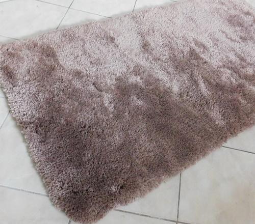 Barna shaggy szőnyeg 385TZ 80x200cm/Cikksz:0521004