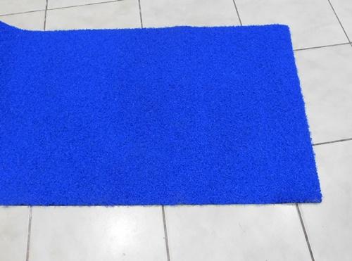 Gumi lábtörlő Welcome indás  leveles 40x60cm