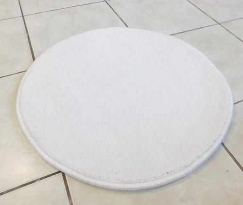 Szürke mintás szegett Boss körszőnyeg 120cm átmérő/Cikksz:05200830