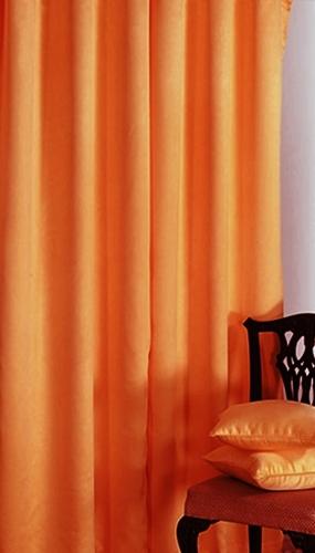 Kész blackout sötétítő függöny narancs 170PR22/Cikksz:01210394