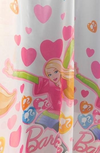 Fehér sable kész függöny drapp hullám /175x150cm/Cikksz:01122231