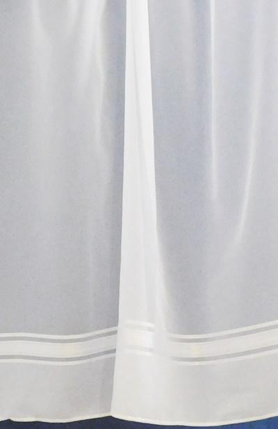 Zöld színátmenetes hímzett organza kész függöny/Cikksz:01150793