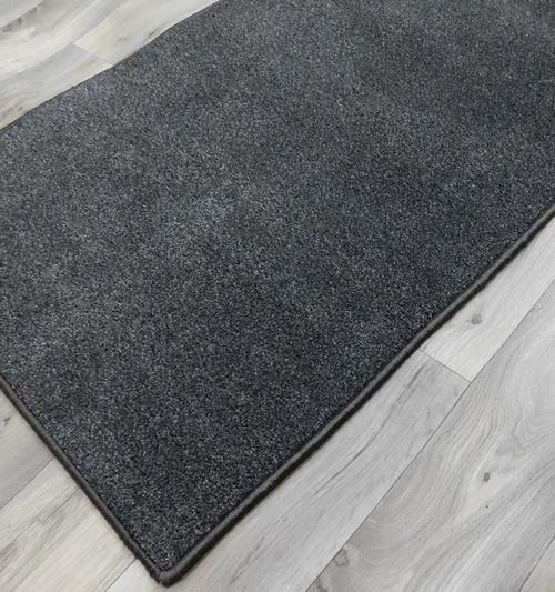 Bordó kockás szegett szőnyegTR 60x200cm/Cikksz:05200781