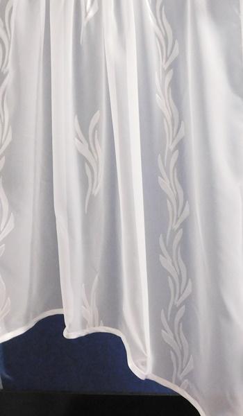 Fehér voila kész függöny Vinny kék zöld/Cikksz:01151010