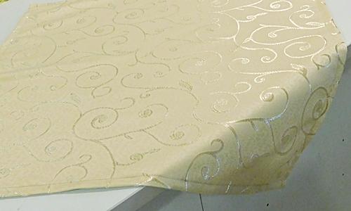 Szatén homok asztalközép D./Cikksz:01210360