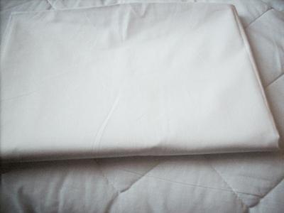 Lepedő 100%pamut, fehér/Cikksz:033021