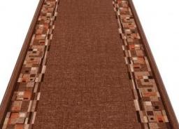 Szegett szőnyeg nagy buklé szürke EQU 65X190cm/Cikksz:05200331