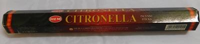 HEM indiai füstölő Citronella/Cikksz: 143008