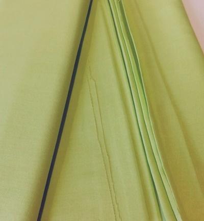Lepedő vászon maradék fehér VGN 50X70cm/Cikksz:1231629