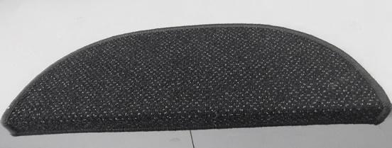 Lépcsőszőnyeg beige barna buklé RDY72 törés nélkül 5020/Cikksz:0532224