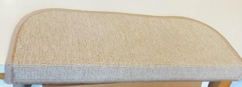 Lépcsőszőnyeg ipari filc bordázott szürke törés nélkül 5020/Cikksz:0532331