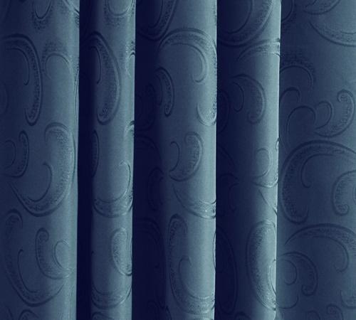 Sötétítő dekor függöny méterben Flora 22 narancs/Cikksz:01220275