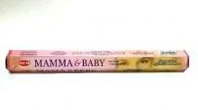 HEM indiai füstölő mama&baby/Cikksz: 143051