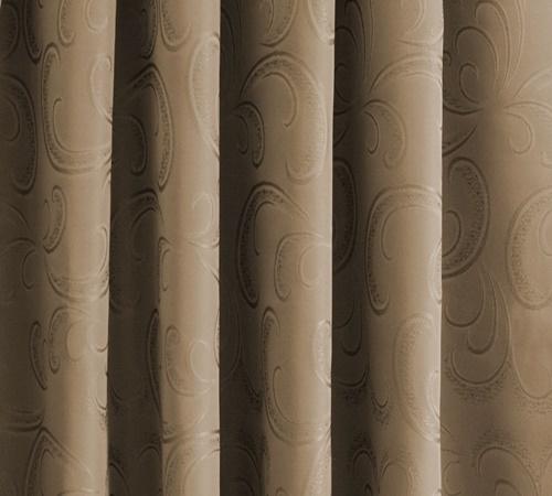 Fehér voila kész függöny Imelda rózsaszín fehér/Cikksz:01151084