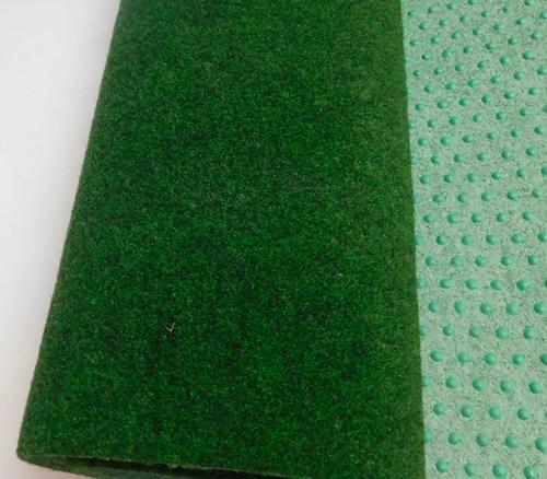 Kék kockás szegett szőnyegTR 60x100cm/Cikksz:0521002
