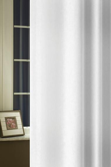 Mallorca 01 fehér dekor sötétítő anyag méterben /Cikksz:01220299