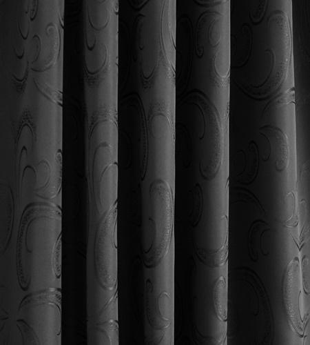 Kész sötétítő függöny Donna sötétpiros 160/Cikksz:01210044