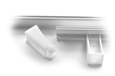 Univerzális tartó aluminium Altus, Plus profilhoz/Cikksz: 097037