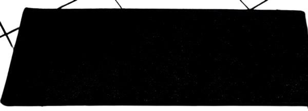 Lépcsőszőnyeg shaggy nyers 6022/Cikksz:0532199