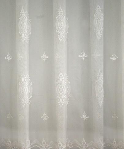 Sötétszürke mintás jaquard függöny kész függöny /Cikksz:01150882