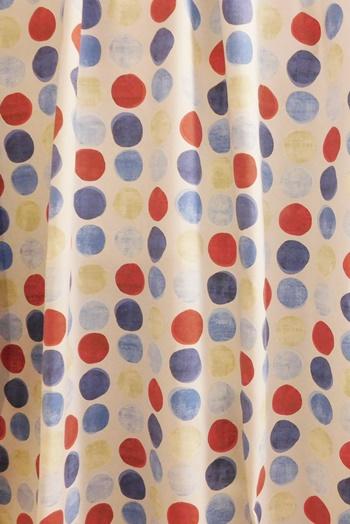 Dekor árnyékoló sötétítő függöny színes virágos/Cikkszám:01210702