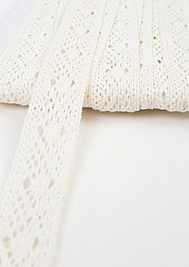 Csipke szalag fehér 2,0cm-s/Cikksz:150110
