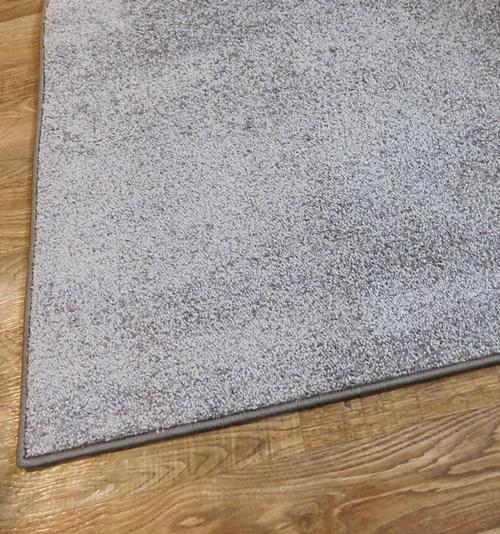 Szürke mintás szegett szőnyeg Boss 60x100cm/Cikksz:0520947