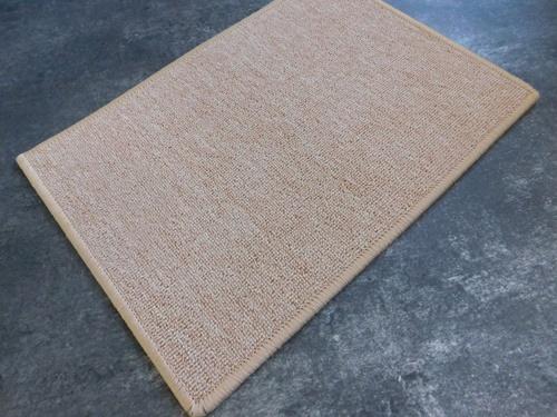 Akciós buklé lábtörlő kis szőnyeg drapp kb:50x80cm