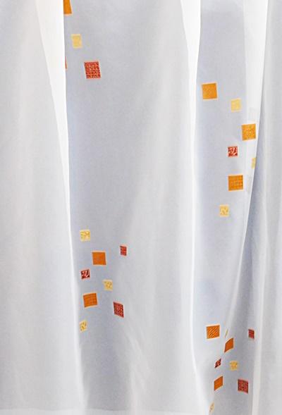 Fehér sable kész függöny bk.körök/Cikksz:01150972