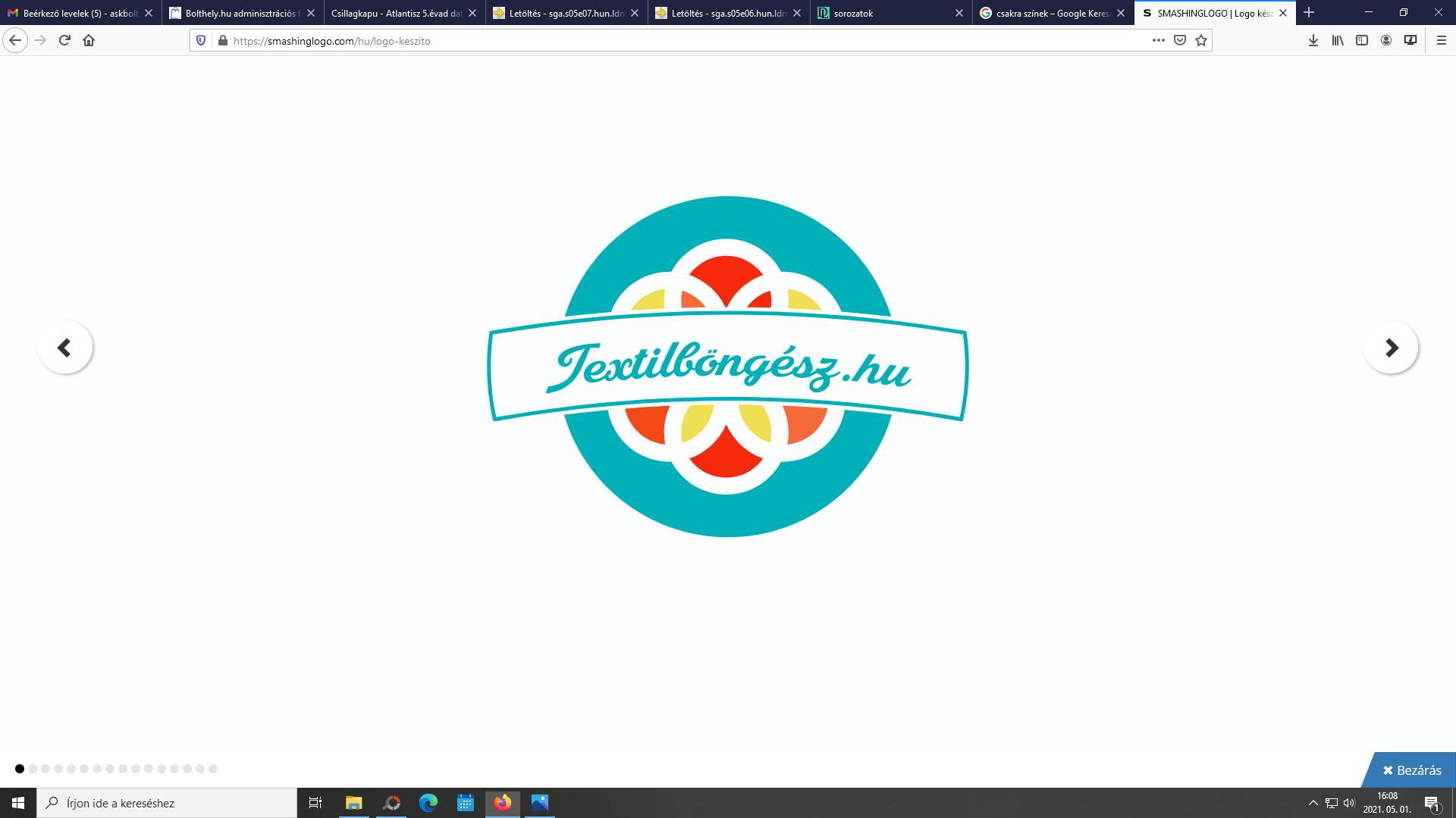 textilbongesz webáruház, webshop